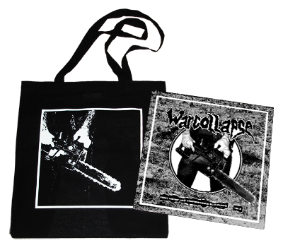 """Warcollapse 12"""" Limited edition"""