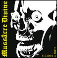 """Massacre Divine - Beijando A Morte 7"""" front"""