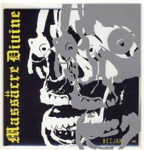 """Massacre Divine - Beijando A Morte 7"""" limited"""