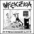 Infekzioa - Ezin da Alde Egin Sufrimenduaren Zulotik EP 7'' front