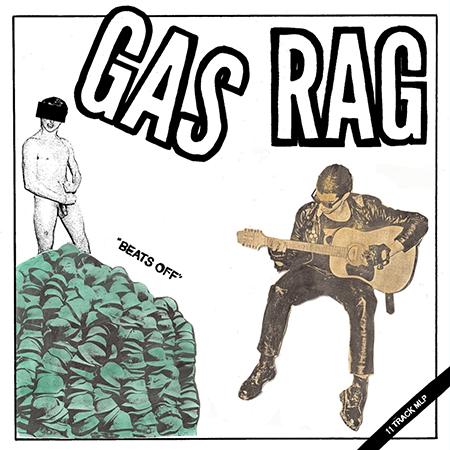 "Gas Rag - Beats Off 12"""