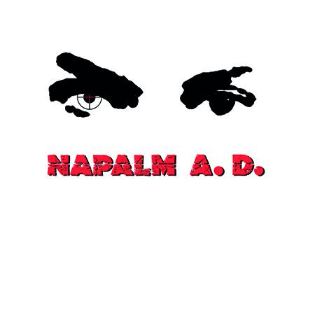 Napalm A.D. - s/t LP