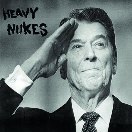 """Heavy Nukes - s/t 12"""""""