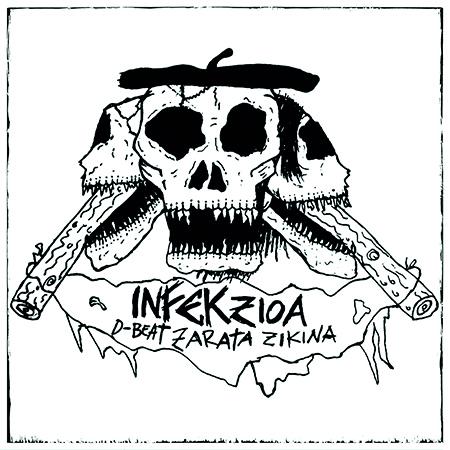 """Infekzioa/Dispose - split 12"""""""