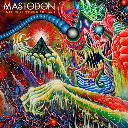 Mastodon - Once More 'Round the Sun 2xLP