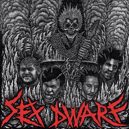 Sex Dwarf - Non-stop Erotic Noise Cabaret LP
