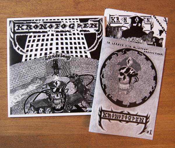 Kronofogden - Arbete och/eller fritid LP limited edition