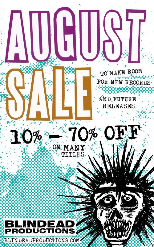 August sale