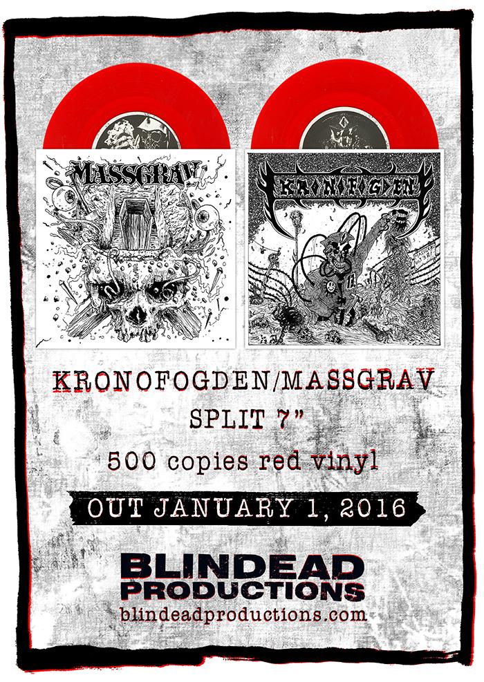 "Kronofogden / Massgrav - split 7"""
