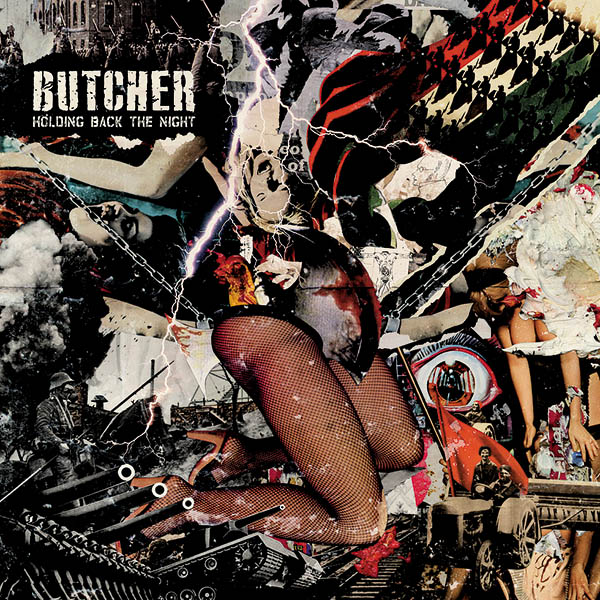 Butcher - Holding Back the Night LP